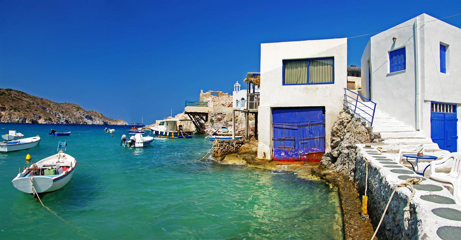 Agathonisi Hotel Island